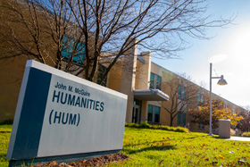 John M. McGuire Humanities Building (HUM)