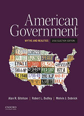 Am Gov Myths Gitelson cover