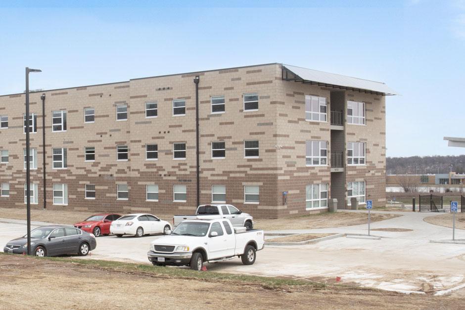 Campus Services Building