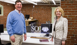 SCC and OPO Startups partnership underway