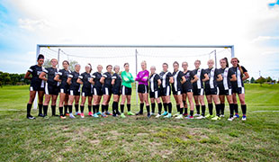 SCC Women's Soccer Advances to District Championship After Taking Region XVI Title for Fourth Consecutive Year