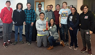Image of 22nd annual area high school math tournament results